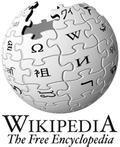 Logo Wikypedia