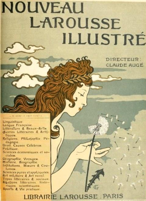 Pierre Larousse & Claude Augé - Nouveau Larousse illustré (1897 - 1904)