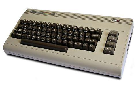 OLD COMMODORE 64